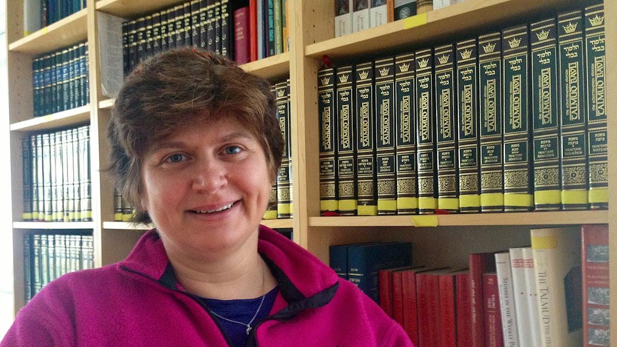 Ute Steyer Foto: Nathalie Rothschild/SR