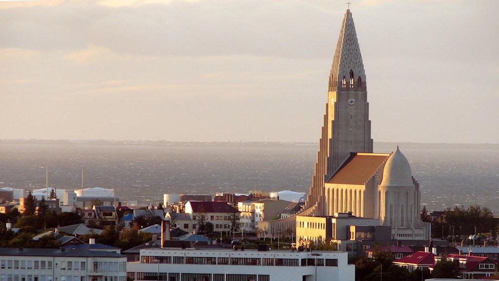 Island avskaffade sin blasfemilagstiftning i juli i år. Foto: AP