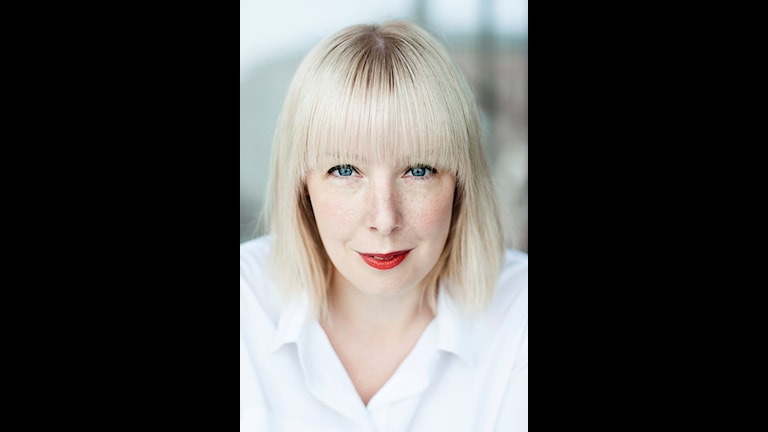 Elin Grelsson Almestad. Foto: Matilda Rahm.