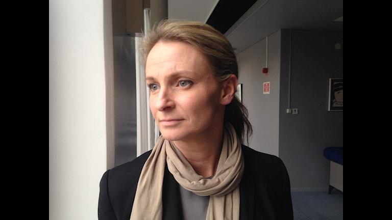 Anna Sundberg.