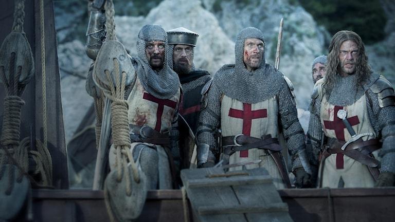 Knightfall HBO Nordic