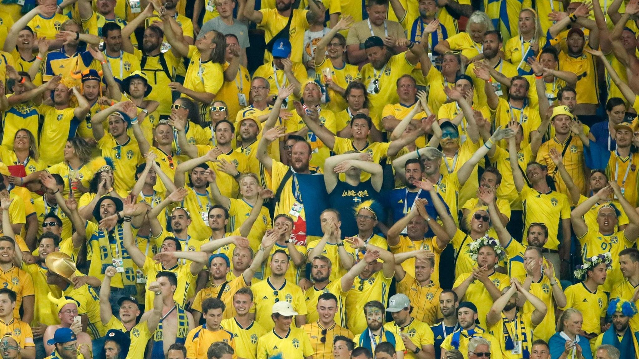 """""""Världsreligionen fotboll"""""""