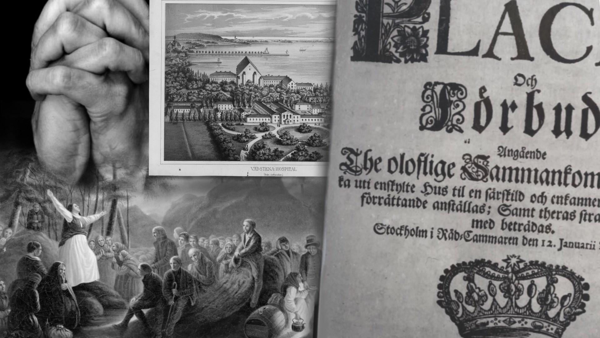 RELIGIÖSA REBELLER 3 - PREDIKARE LENA Människor och tros sommarserie 2019 om svenska predikanter och profeter