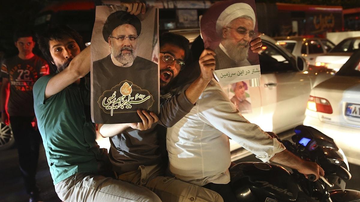 Valet i Iran