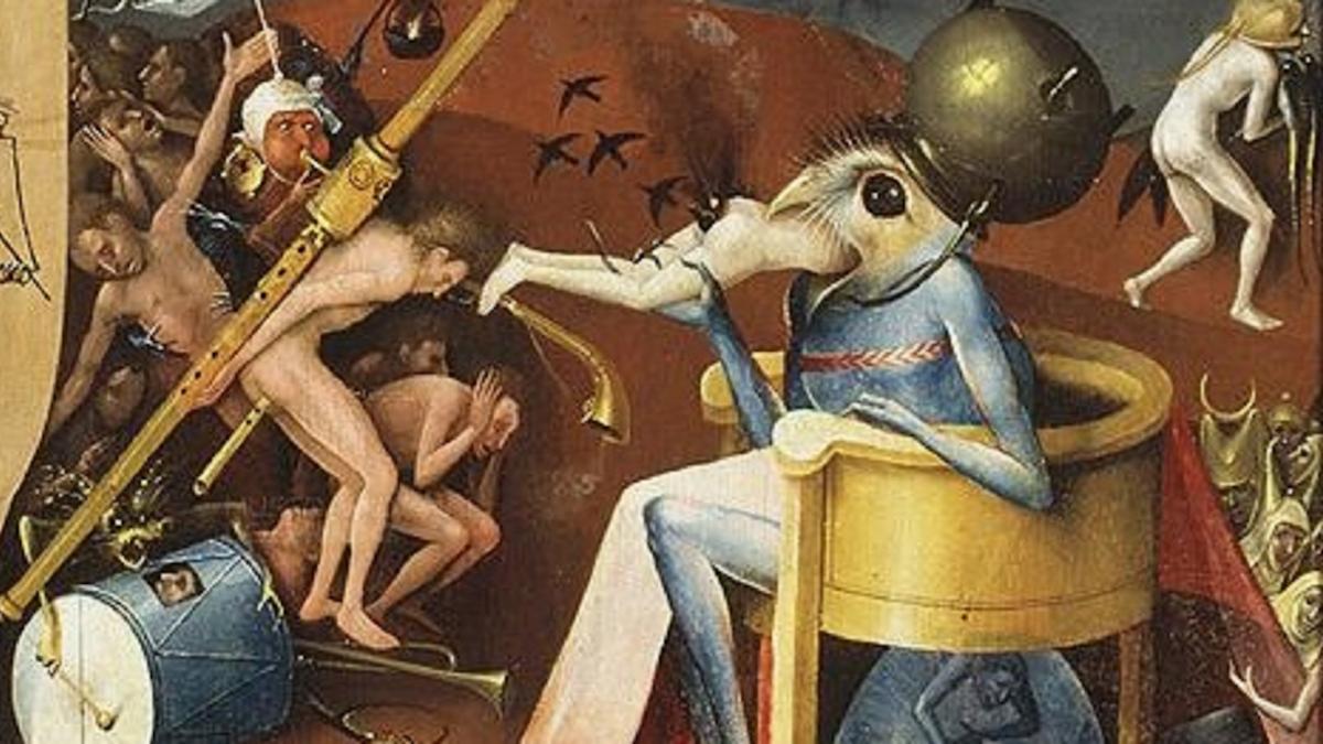 Bosch Prince of Hell