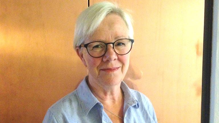 Wanja Lundby Wedin, förste vice ordförande i Kyrkostyrelsen.
