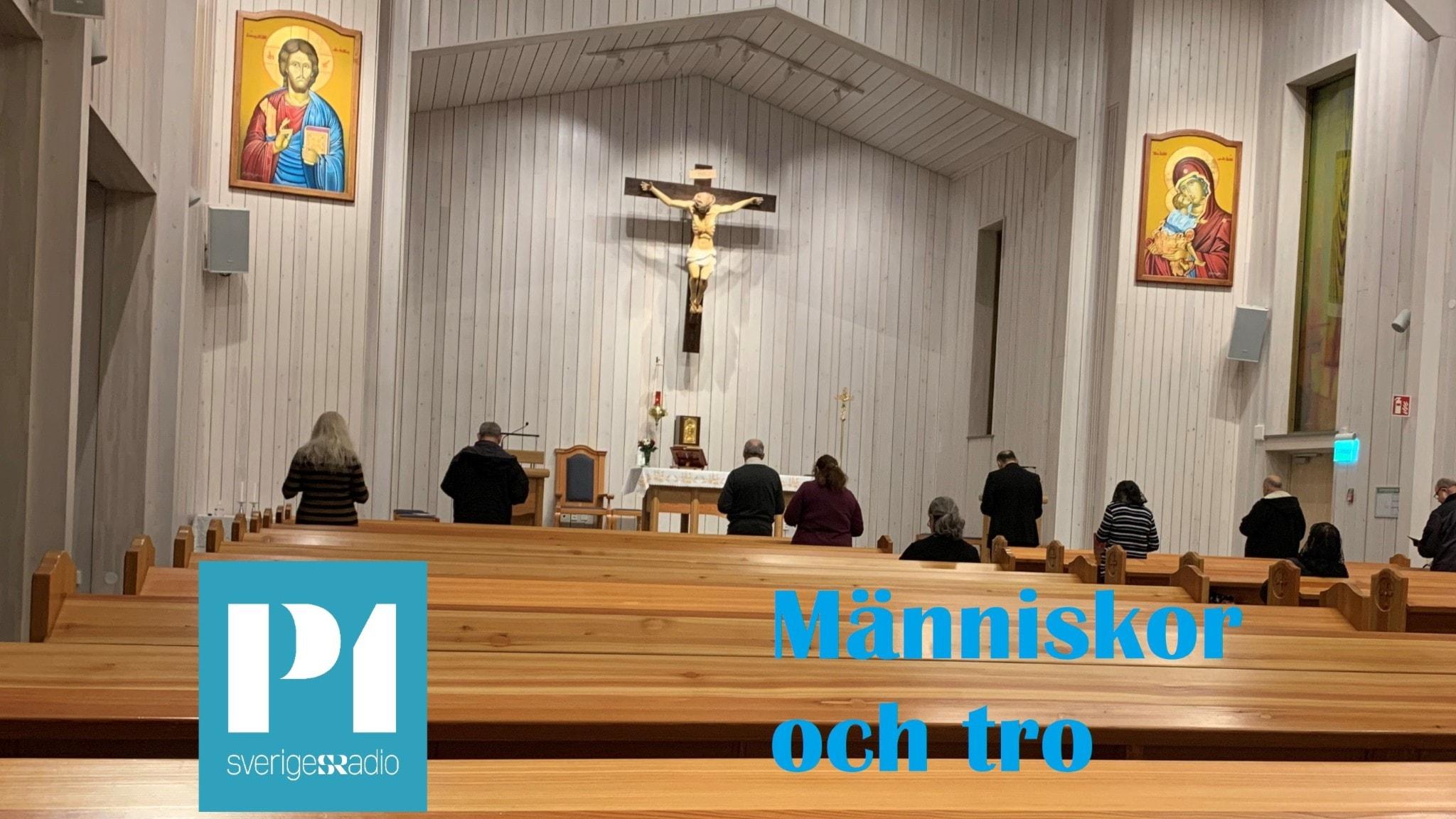 Jungfru Marias kaldéisk-katolska kyrka i Södertälje