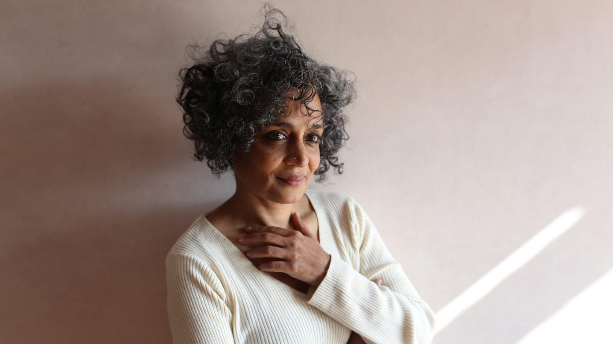 Bild på författaren Arundhati Roy