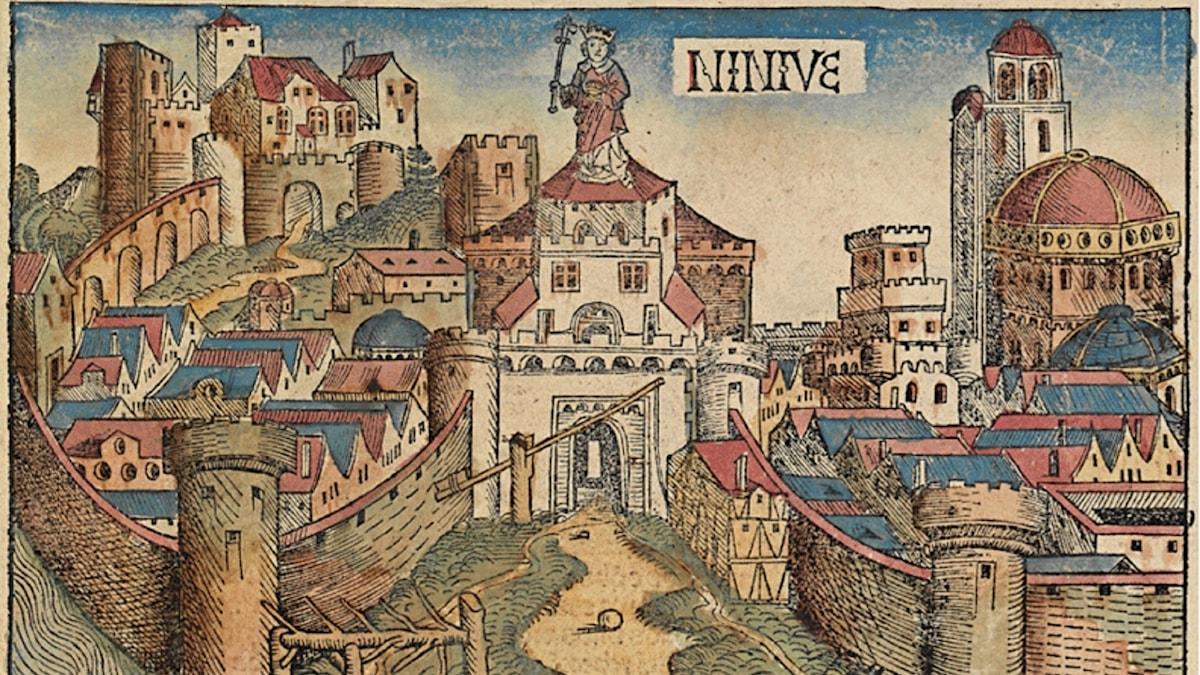 Det antika Nineve