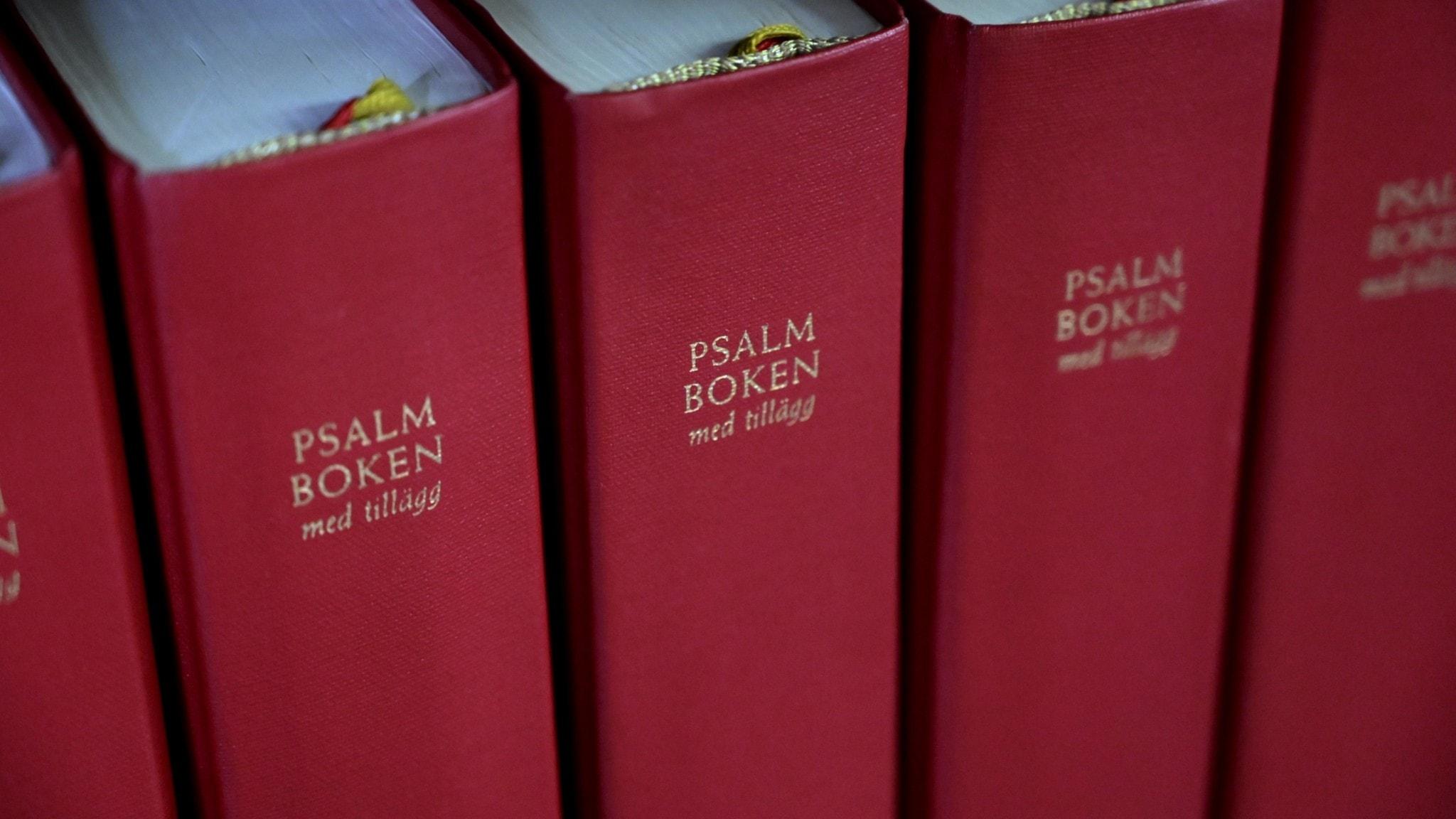 Förnyelsen av den svenska psalmboken