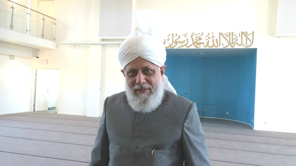 Kalif Mizra Masroor Ahmad