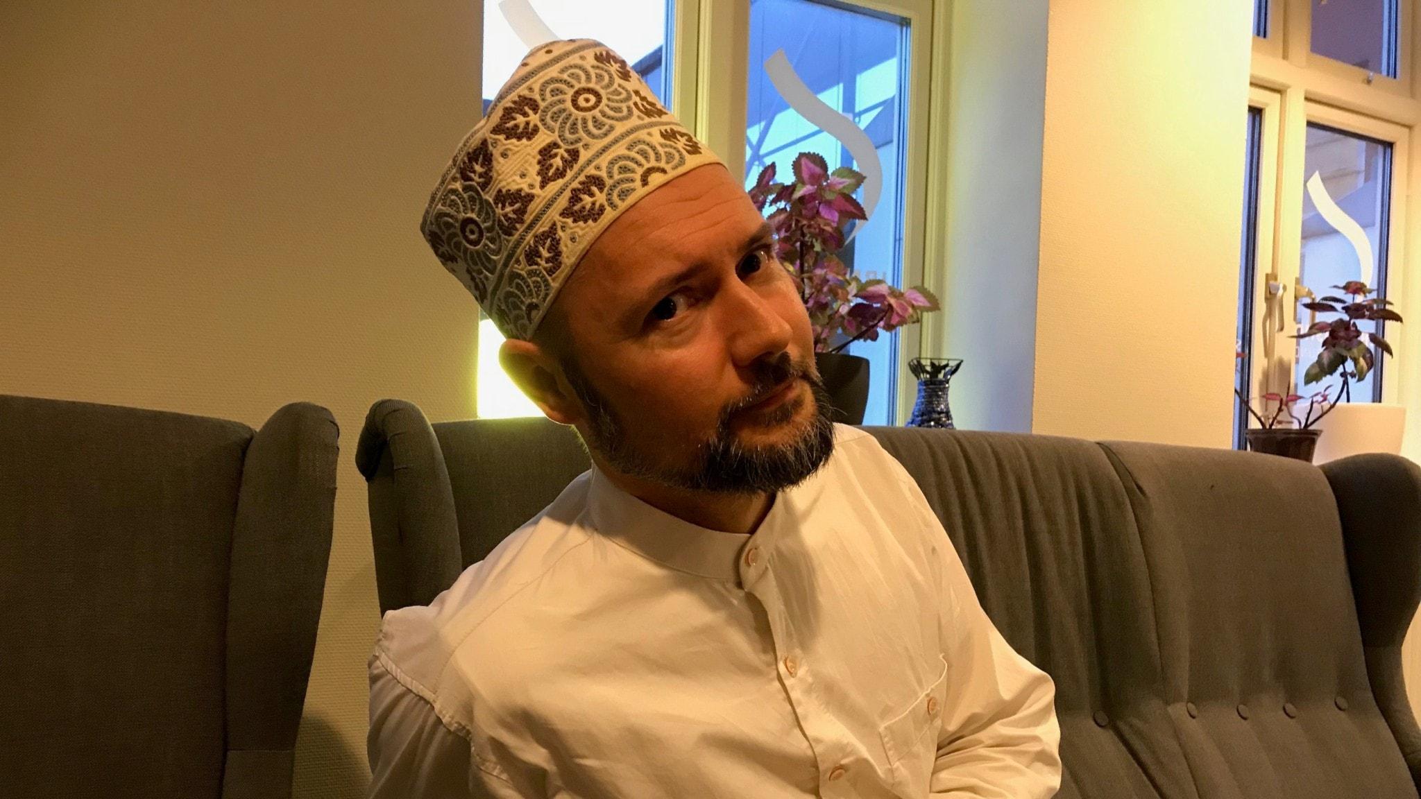 Kär i islam - berättelser om att konvertera och bli muslim