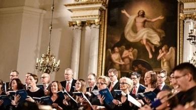 """""""Musiken – en väg till himlen"""""""