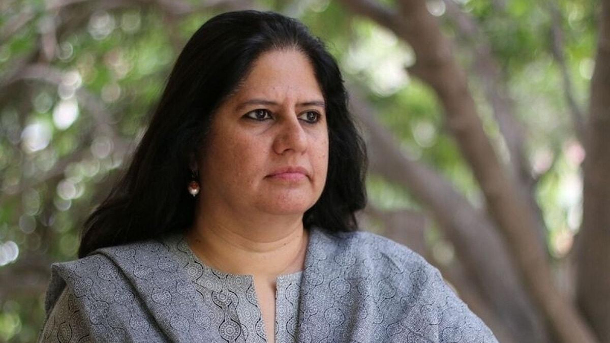 Vrinda Grover, indisk jurist