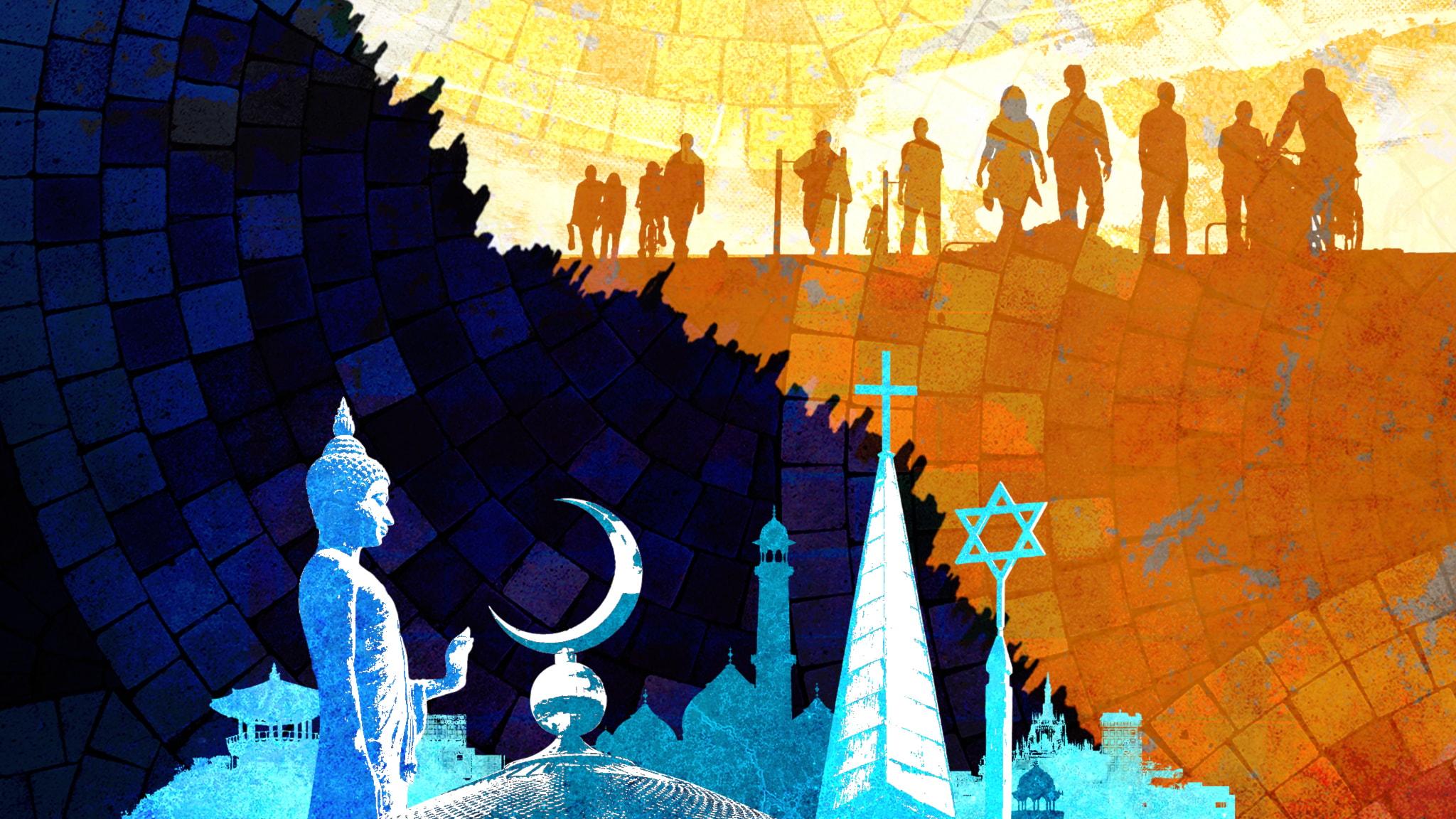 Programbild för Människor och tro