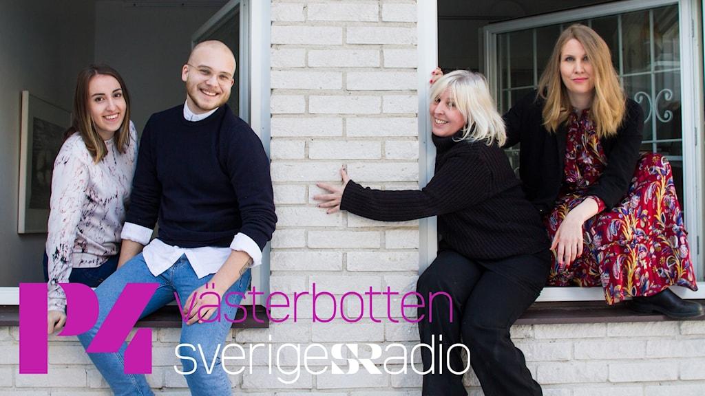P4 Västerbotten - Morgon i P4 Västerbotten