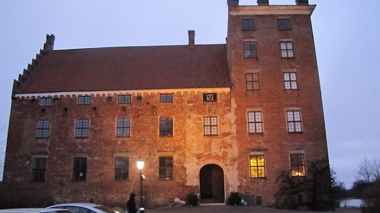 Svaneholm slott, Foto: Ehsan Noroozi / Sveriges Radio