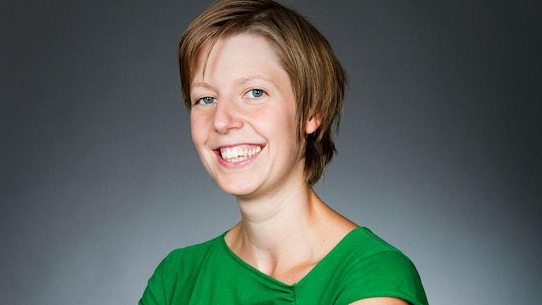 Karin Hållsten Foto: Stina Gullander/Sveriges Radio