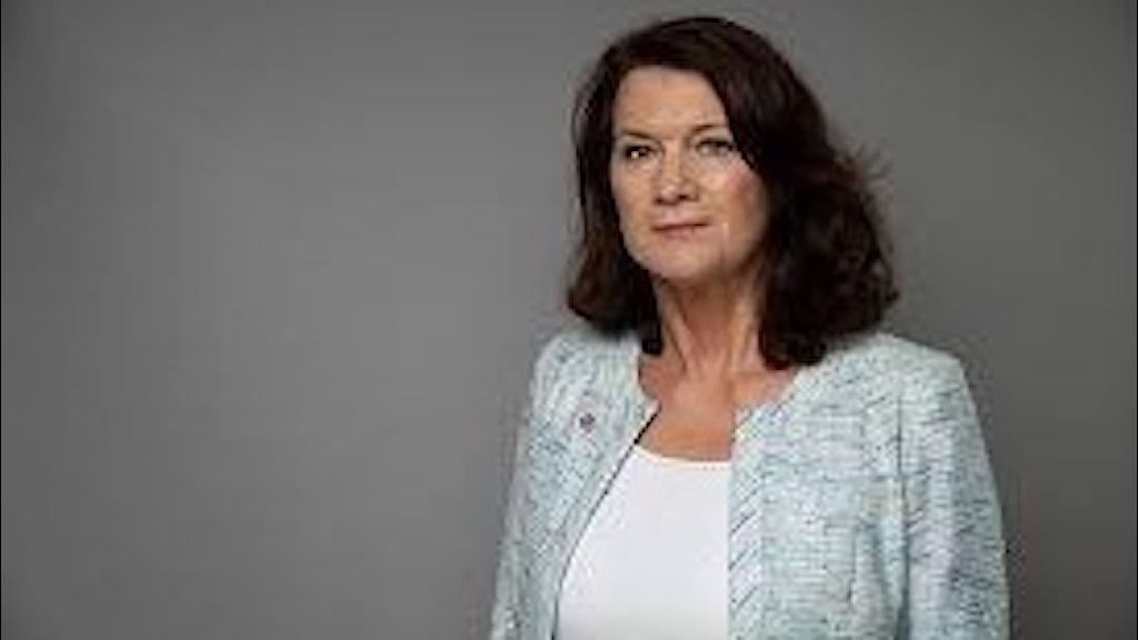 -Sanktioner drabbar bara fattiga, inte regimen, säger utrikesminister Ann Linde