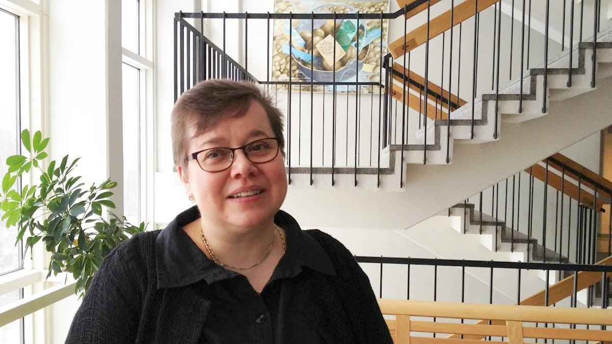 Vuoden 2018 Arjen sankari -ehdokas Eija-Liisa Knuutinen