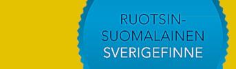 Vuoden Ruotsinsuomalainen/Årets Sverigefinne