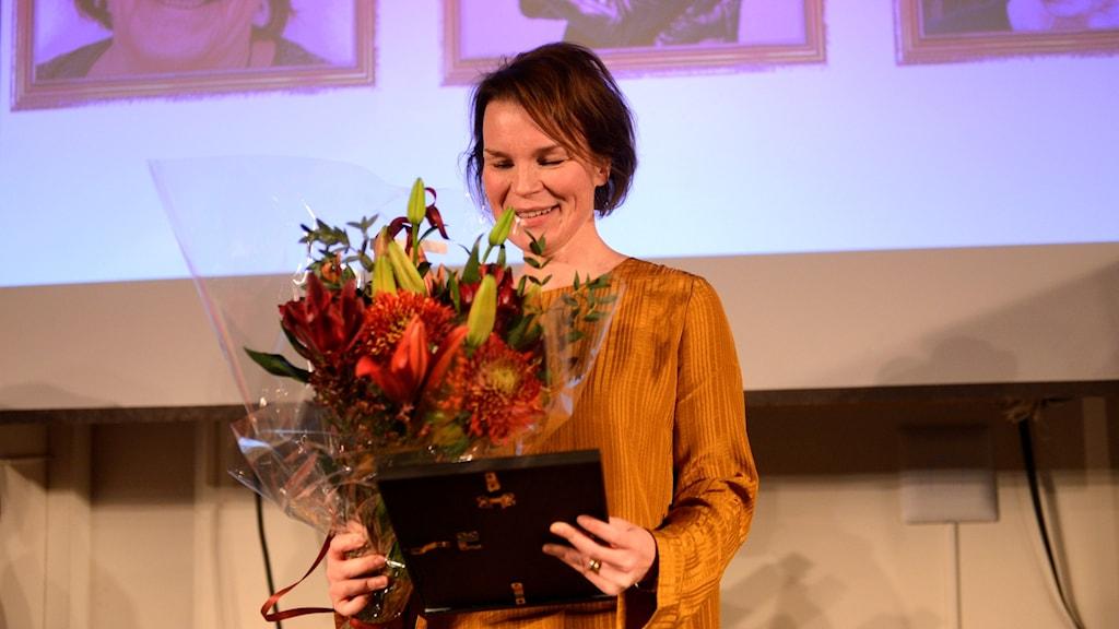 Anna Järvinen utsågs till Årets Sverigefinne 2016. Nu är det dags att nominera till 2018:års gala.