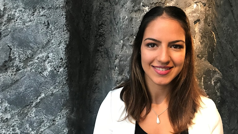 Amina Hakia Jabri,  vuoden 2018 Nuori Ruotsnsuomalainen -ehdokas