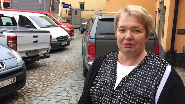 Arjen sankai-ehdokas 2016