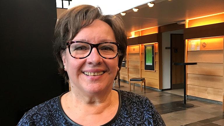 Pirkko Karjalainen, ehdolla vuoden 2018 Ruotsinsuomalaiseksi