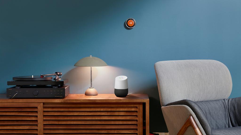Sveriges Radio på Google Home