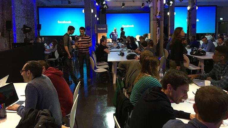 Facebook Journalism Hackathon project