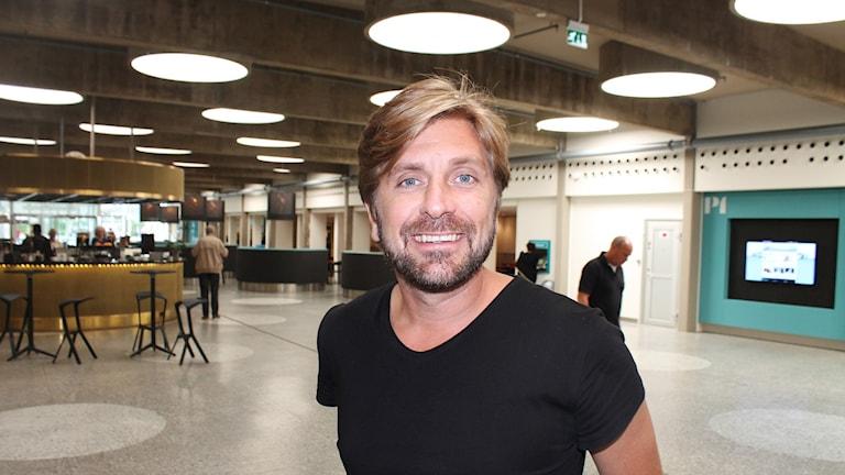Ruben Östlund. Foto: Björn Berglund/SR