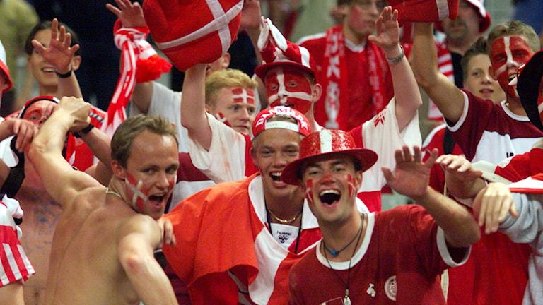 Danska svennar. Foto: TT
