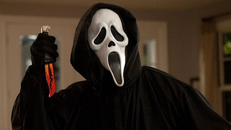 Har Ghostface spelas ut sin roll? Foto: Dimension Films