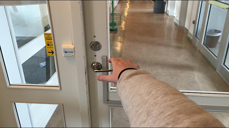 First person-perspektiv öppnar dörr