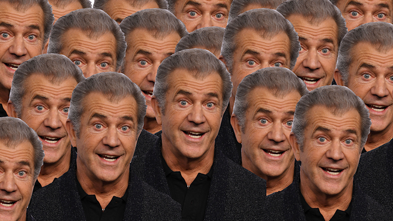 Massa bilder på Mel Gibson