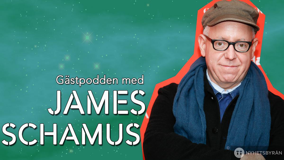 """Bild på James Schamus med texten """"Gästpodden med James Schamus"""""""