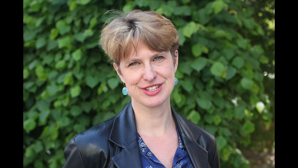 Sofia Nyblom är producent för Duellen