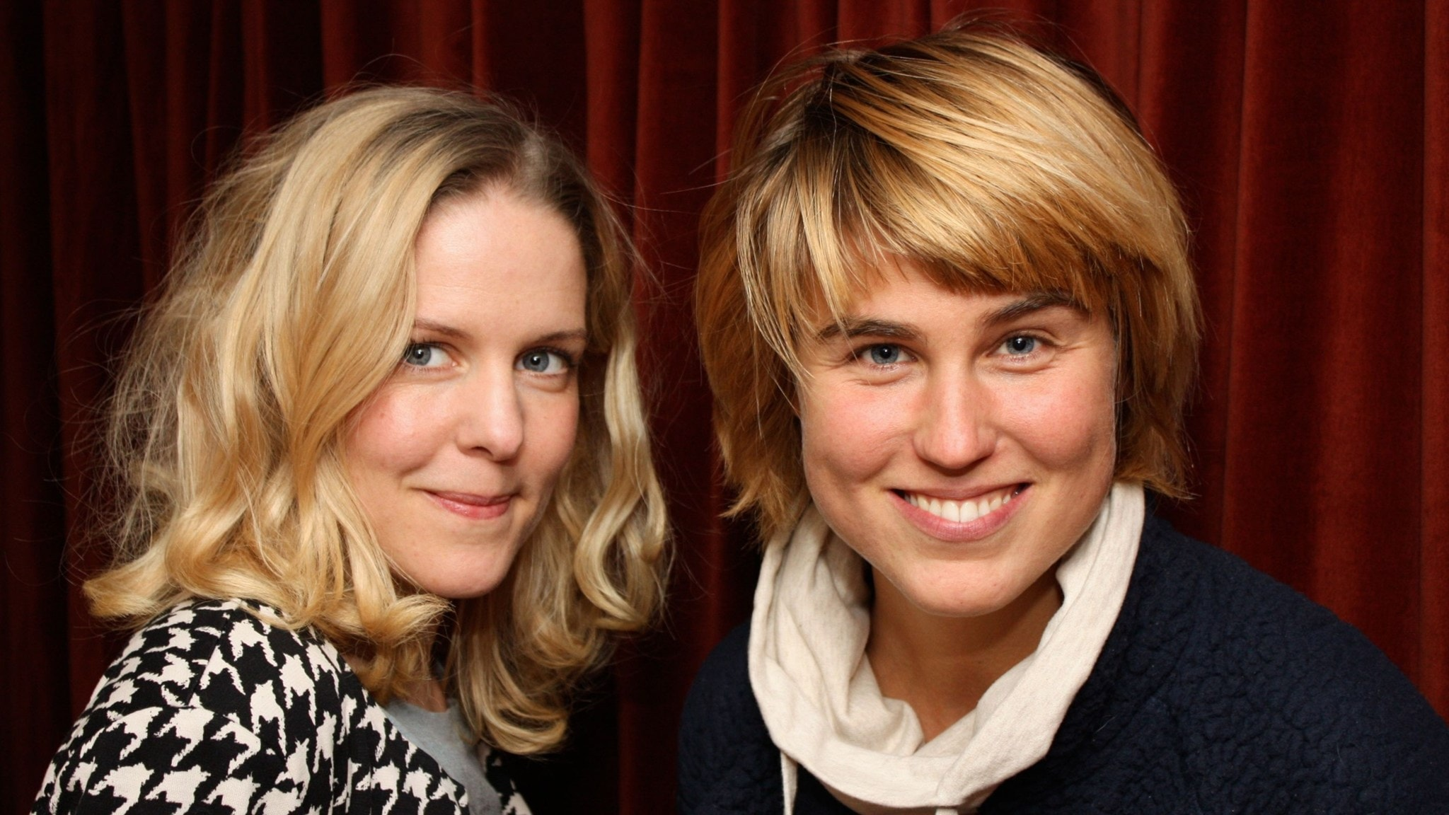 Sofia Karlsson och Elsa Bergman foto: David Silva