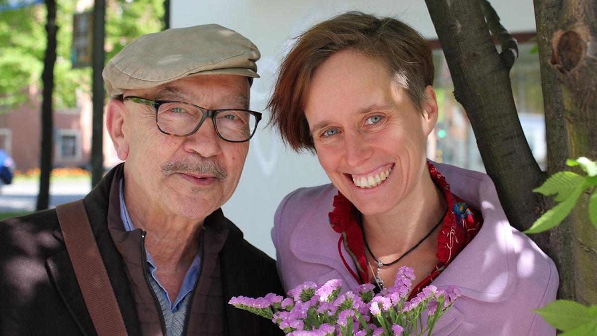 Hayati Kafé och Sofie Livebrant