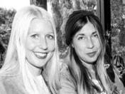 Anna Åkerlund och Sofia Hedström
