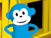 Träffa Radioapan, lyssna på barnradio, spela spel och pyssla.