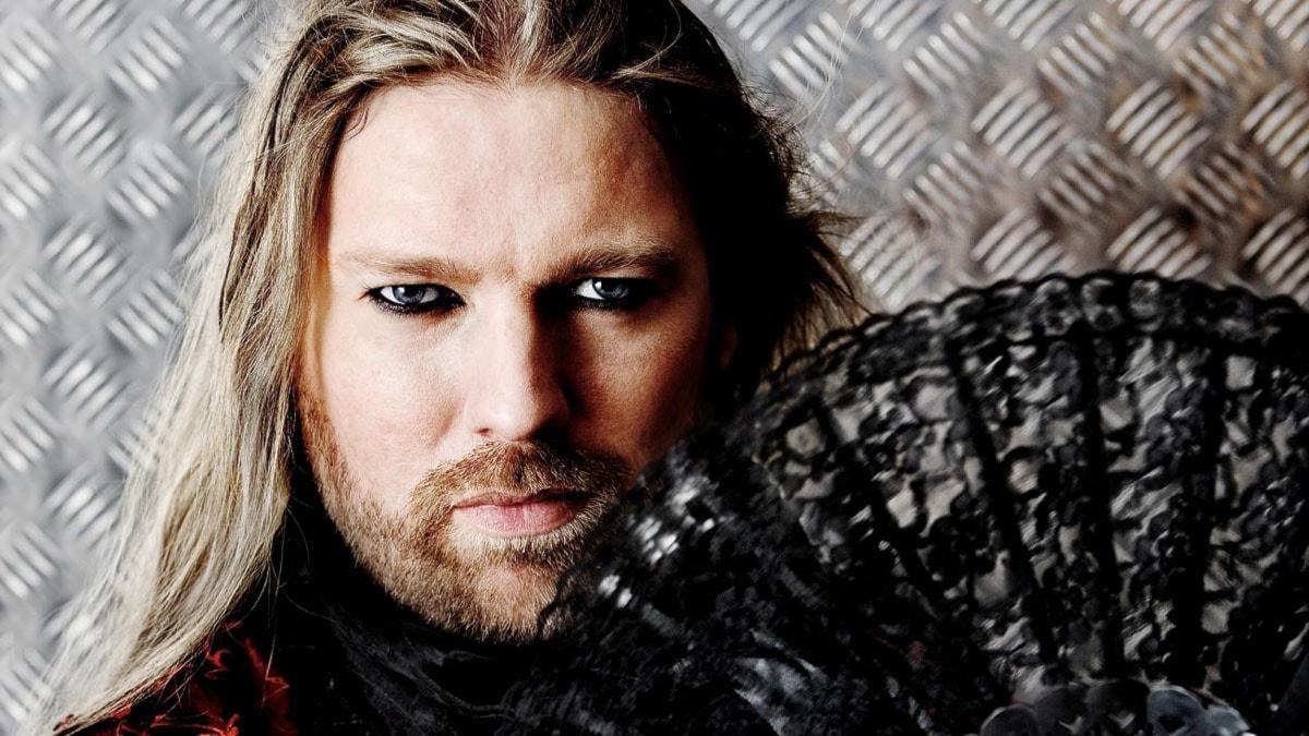 Rickard Söderberg. Foto: Martin Lindeborg.
