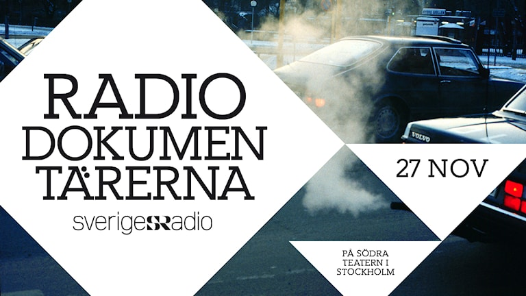 Radiodokumentärerna 2014. Foto Sveriges Radio.