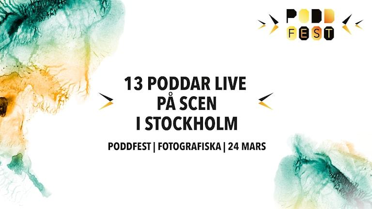 Poddfest 2018