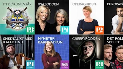 Poddspecialer på Sveriges Radio