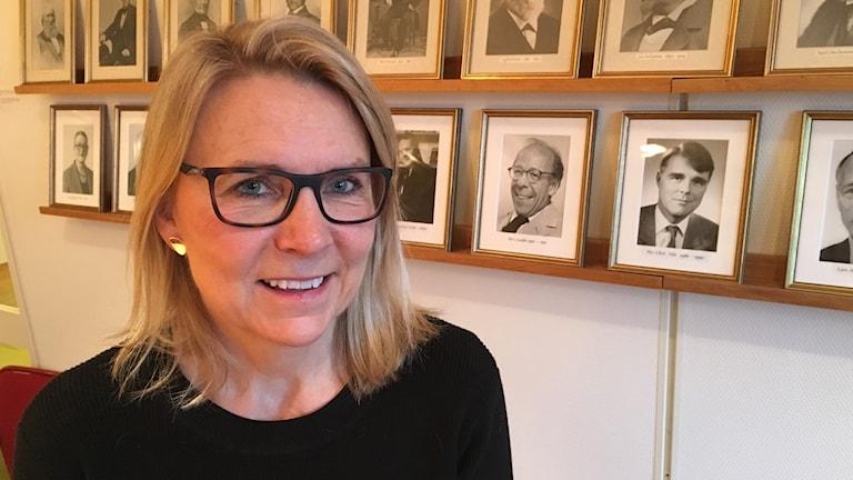 Kristina Ahlinder, VD Svenska Förläggareföreningen