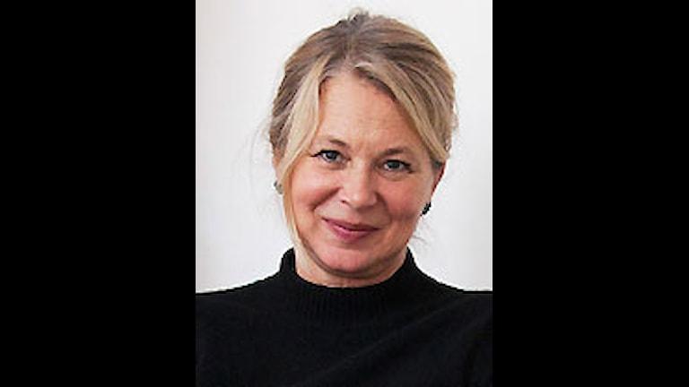 Helena von Zweigbergk Foto: SVT Bild