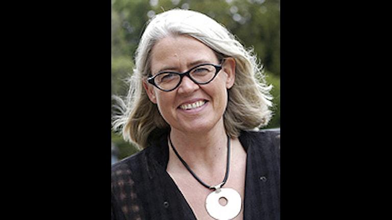 Ulrika Knutson. Foto: Göran Olofsson/GU