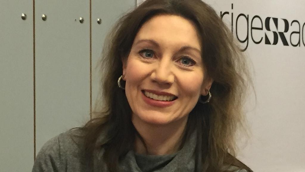Krönikören Katarina Barrling. Foto: Olle Hägg
